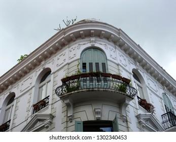 Panama City. Latina America