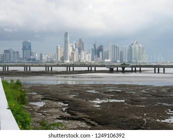 Panama City, Manhattan, America.