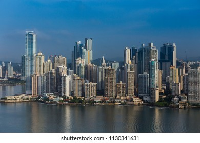 Panama City - Skyline Punta Paitilla