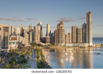 Panama City, Panamá - Sunset