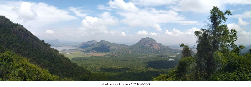Panaroma view from Kodaikanal , This shot is taken on 30th September 2018 in Kodaikanal, Tamil nadu, India. This pic is shooted on Asus max pro m1.