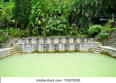 Panas Banjar Hot Springs in Bali