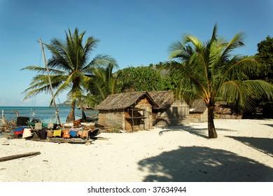 Panasia Island, Louisiade Archipelago, Papua New Guinea