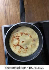 Pancake, Dessert, Foodpreparation