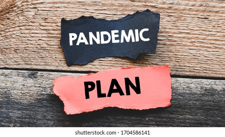 Pandemic Plan Images, Stock Photos & Vectors | Shutterstock