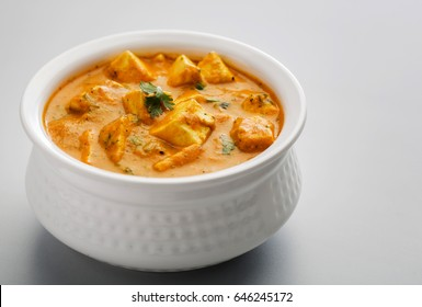 paneer butter masala - an indian cuisine