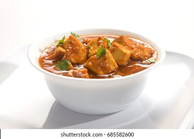 Paneer Masala with Peas or Cheese Cooked with Peas, Indian Dish