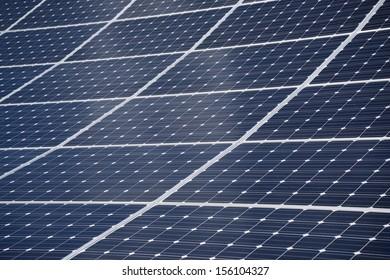 Panel for photovoltaic power generatio