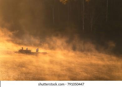 Pang Oung Lake Mae Hong Son Thailand