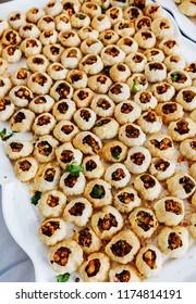 Pani Puri or Golgappa is a popular Indian Pakistani  traditional food