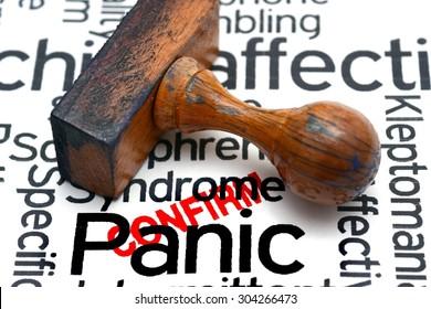 Panic confirm