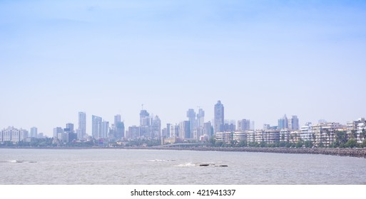 Pano of Mumbai