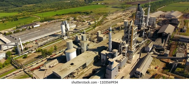 Huge Cement Plant : Quot portland cement images stock photos vectors