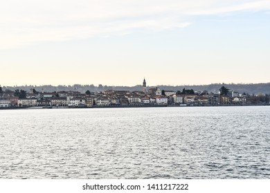 panorama of city of st petersburg, photo as a background