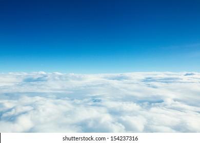 panorama cloudscape