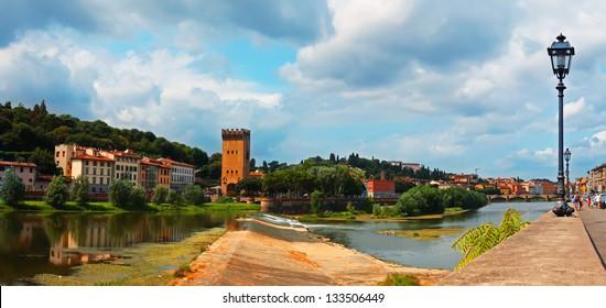 Panorama of Florance
