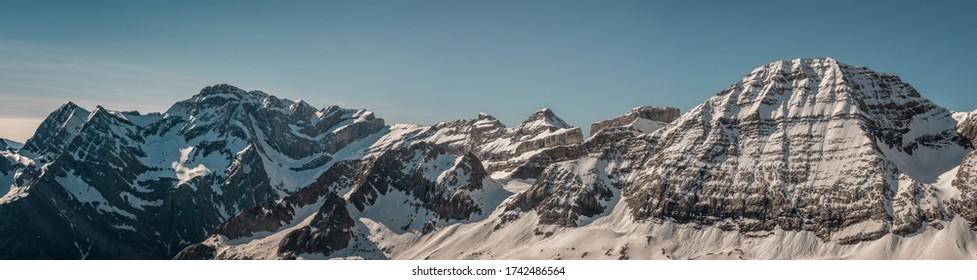 Panorama of Gavarnie & Roland's Breach - French Pyrénées