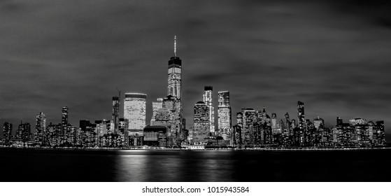 Panorama of Gotham