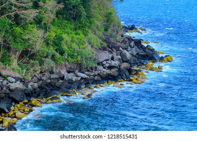 panorama of the island of sabang