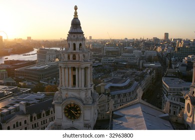 the panorama of London