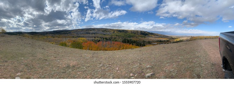 Panorama over by Lyman, Wyoming