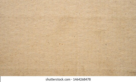panorama of paper kraft background and texture
