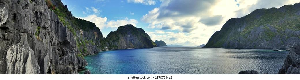 Panorama of Philipines
