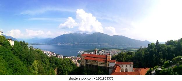 Panorama Picture of Locarno