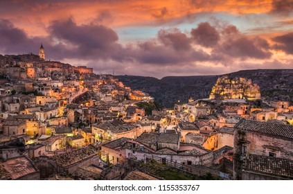 Matera Notte Images Stock Photos Vectors Shutterstock