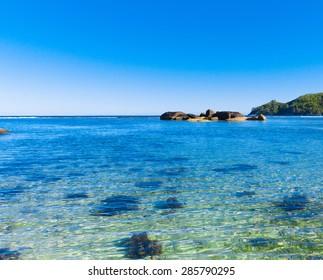 Panorama Sea Landscape