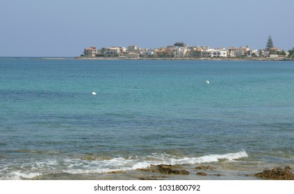 Panorama of the Sea of Sicily