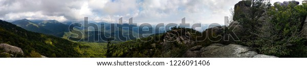 Panorama of Shenandoah Valley