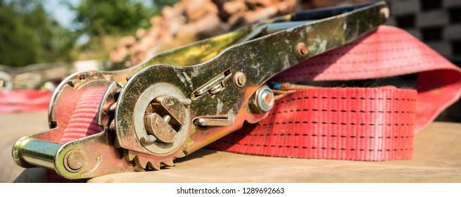 Panorama Truck lashing strap