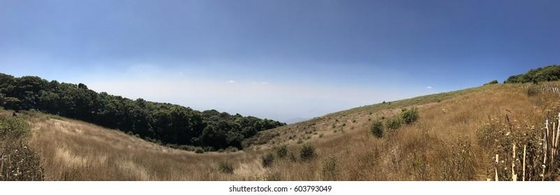 Panorama view.