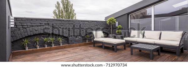 Foto Stock 712970734 A Tema Vista Panoramica Della Moderna