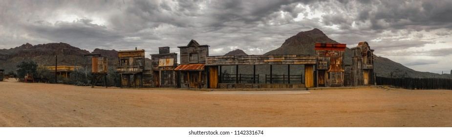 Panorama- The Wild West