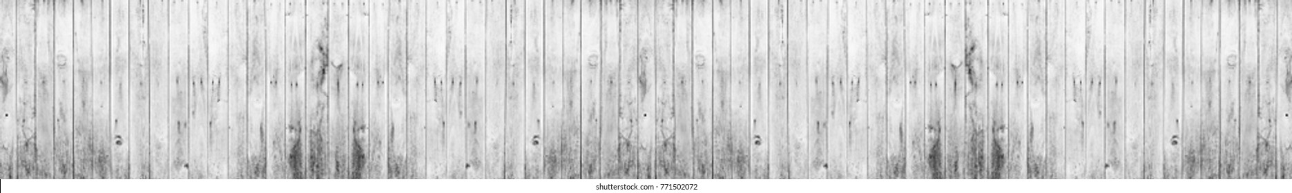 panorama wood wall and wood texture and background.