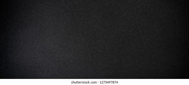 панорамный черный металлический фон и текстура