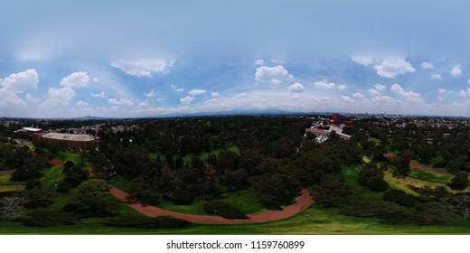 Panoramic CNA Mexico