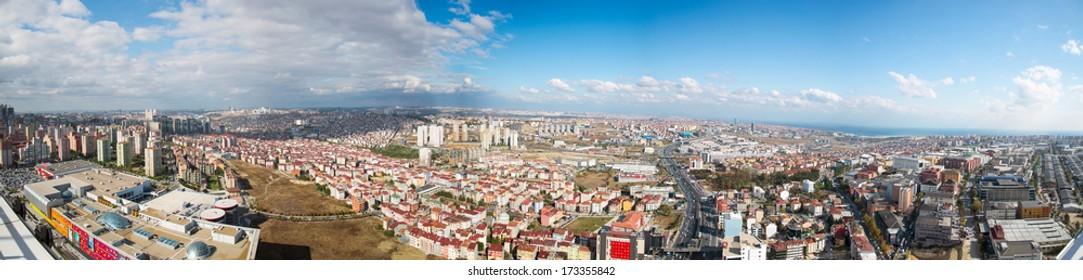 panoramic istanbul