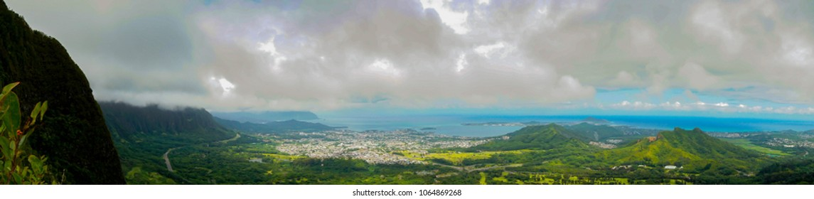 Kaneohe Bay Images Stock Photos Vectors Shutterstock