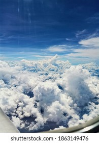 panoramic view of beautiful clouds. - Shutterstock ID 1863149476