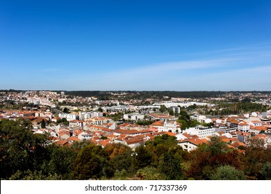 Panoramic view of a city