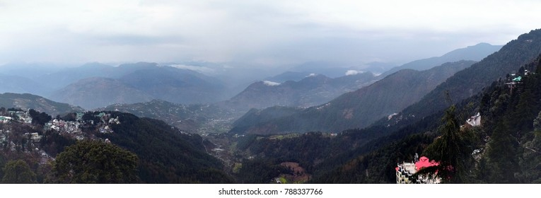 Panoramic view from Dalhousie