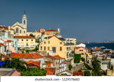 A panoramic view of Lisbon, Portugal