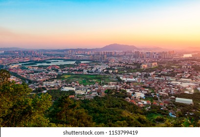 Panoramic view of Quanzhou eff89d308bee3