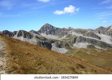 Panoramic views of the Gran Sasso National Park