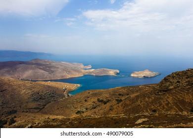 Panormos Bay -Tinos, Greek Island