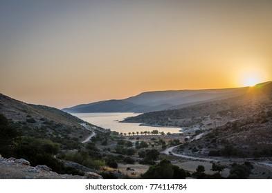 Panormos Beach, Naxos, Greece