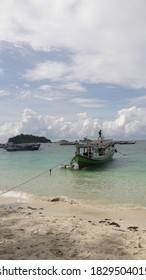 Pantai Tanjung Kelayang Belitung Islands Wonderful Indonesia